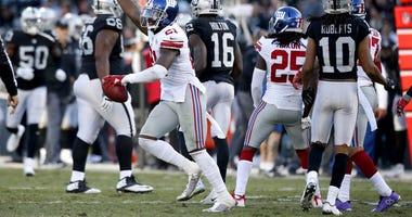 Landon Collins New York Giants Washington Redskins NFL