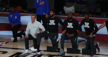 LeBron James black Lives Matter