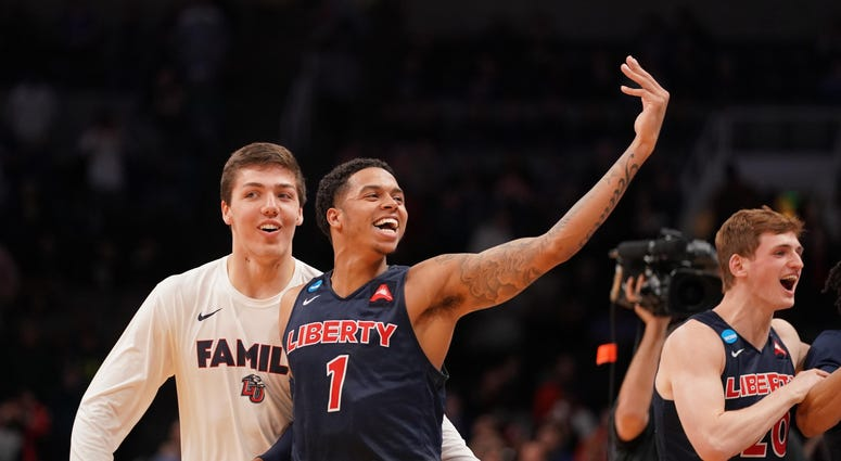 Liberty NCAA Tournament 2019