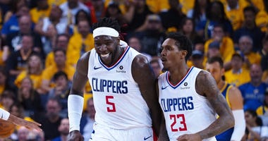 Lou Williams Montreal Harrell Los Angeles Clippers