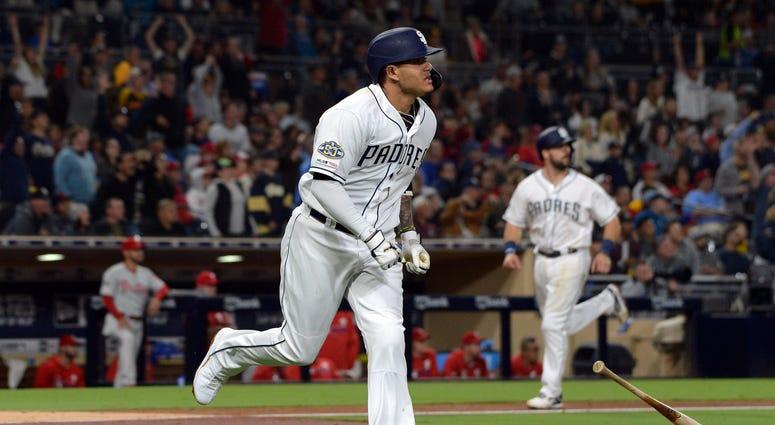 Manny Machado San Diego Padres