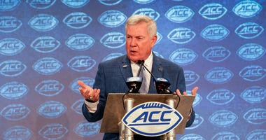 Mack Brown North Carolina