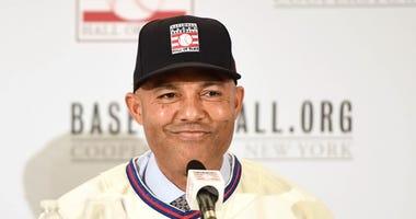 Mariano Rivera Baseball Hall Of Fame