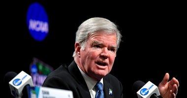 Mark Emmert NCAA President