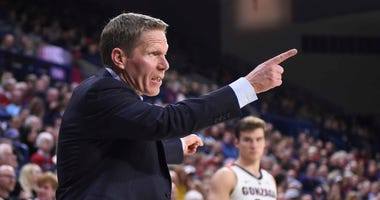 Mark Few Gonzaga