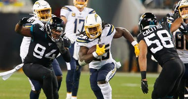 Melvin Gordon Chargers