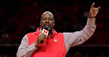 Mike Locksley Maryland