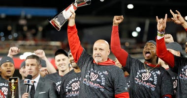 Mike Rizzo Nationals