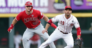 Mike Trout Joey Votto