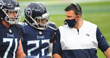 Mike Vrabel Titans