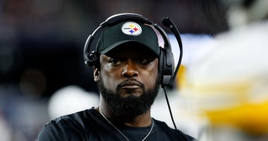 Mike Tomlin Steelers Niners