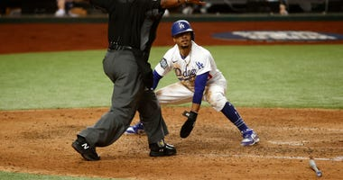 Mookie Betts Dodgers