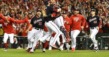 Nationals Cardinals NLCS
