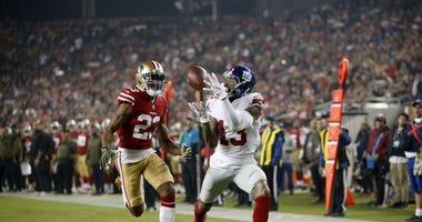 Odell Beckham Jr. New York Giants Touchdown