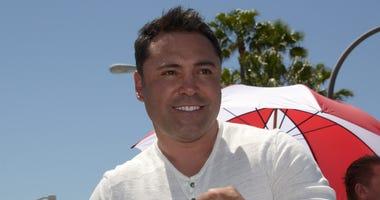Oscar De La Hoya Boxing