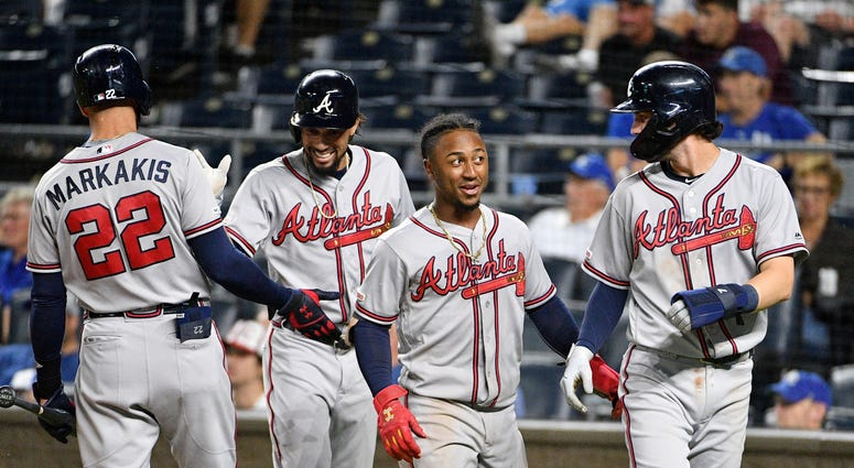 Braves Ozzie Albies