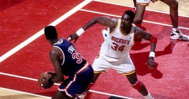 patrick Ewing 1994 nBA Finals