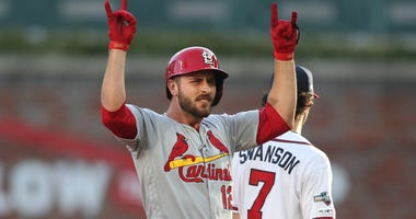 Paul DeJong Cardinals