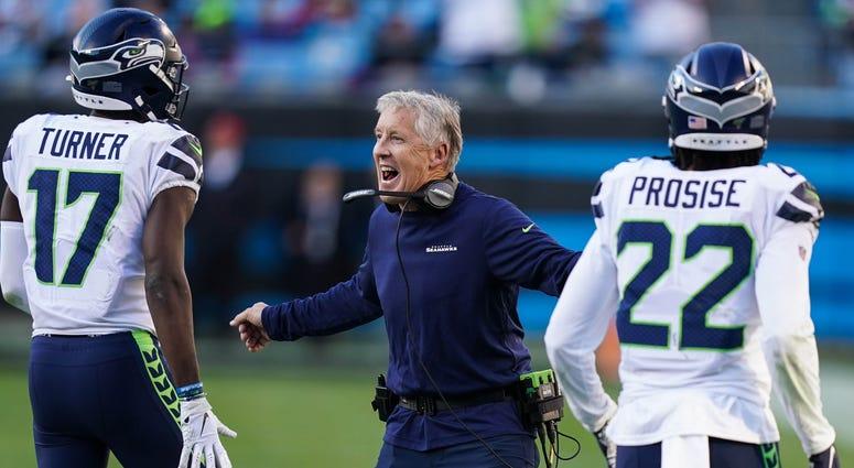 Pete Carroll Seahawks