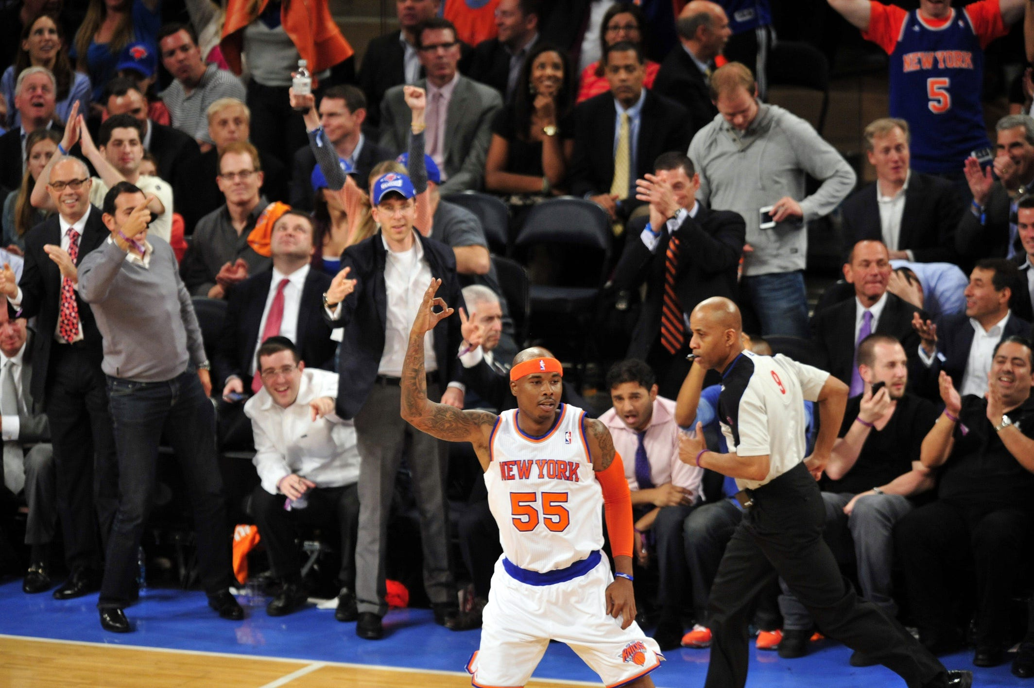 Quentin Richardson: Knicks Teammates Afraid Of Fan Criticism | CBS ...