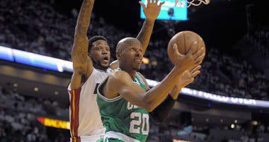 Ray Allen Celtics