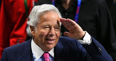 New England Patriots Owner Robert Kraft Super Bowl 53