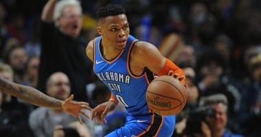 Russell Westbrook NBA Playoffs