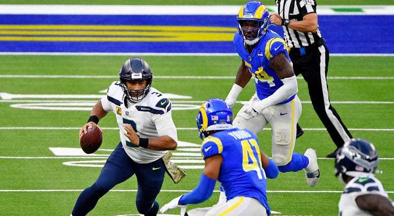 Russell Wilson Rams