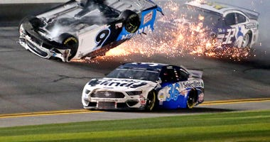 Daytona 500 Ryan Newman