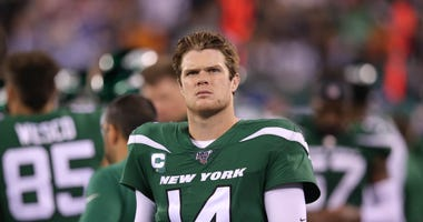 Sam Darnold Jets Ghosts