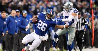 Saquon Barkley New York Giants NFL