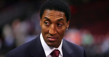 Scottie Pippen NBA