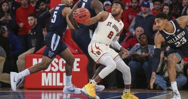 Shamorie Ponds St. John's Villanova Madison Square Garden