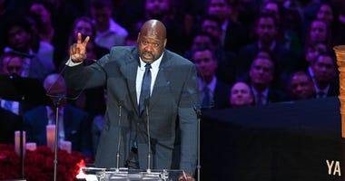 Shaquille O'Neal Kobe Bryant NBA