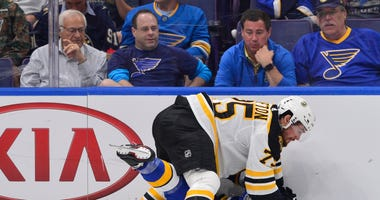 Stanley Cup Final Blues Bruins