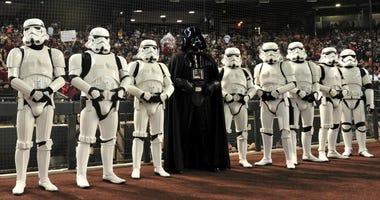 MLB: San Francisco Giants at Arizona Diamondbacks