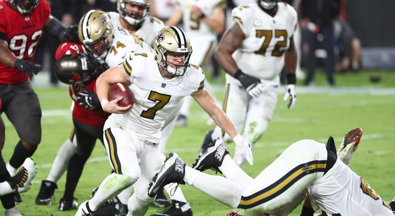 Taysom Hill Saints