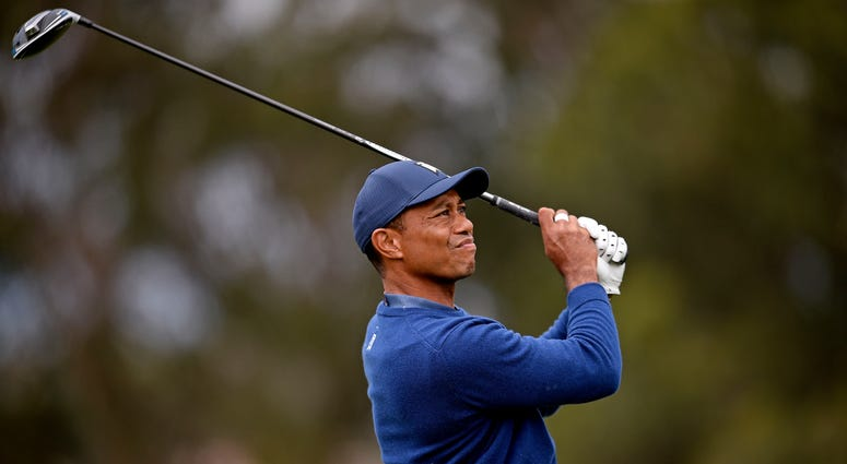 Tiger Woods PGA