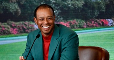 Tiger Woods Masters 2019