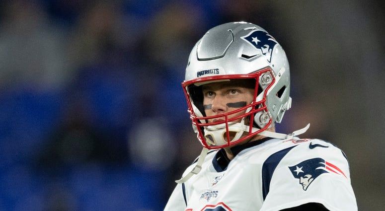 Tom Brady Patriots