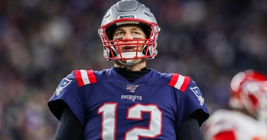 Tom Brady Patriots Chiefs