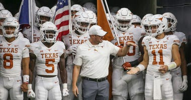 Tom Herman Texas