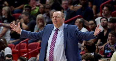Tom Thibodeau NBA
