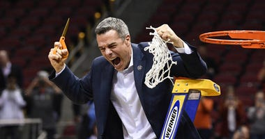 Tony Bennett Virginia Purdue