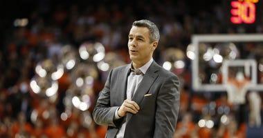 Tony Bennett Virginia Coach ACC