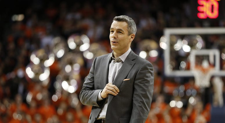 Tony Bennett Virginia Coach ACC