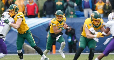 Trey Lance North Dakota State