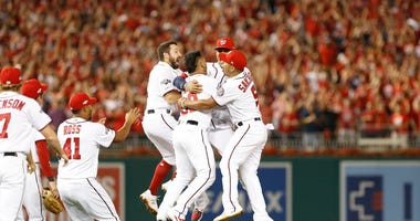 Washington Nationals NL Wild Card