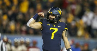 Will Grier West Virginia NFL Draft