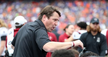 Will Muschamp South Carolina